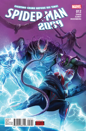 Spider-Man 2099 Vol 3 12