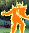 Super Skrull (Earth-8096) Human Torch