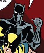 T'Challa (Earth-21011) from Shame Itself Vol 1 1 0001