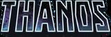 Thanos (2017) logo