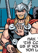 Thor Odinson (Earth-231013) from Marvel NOW WHAT! Vol 1 1 001
