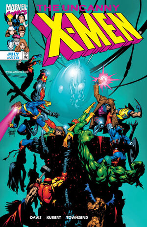 Uncanny X-Men Vol 1 370