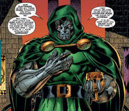 Victor von Doom (Earth-616)