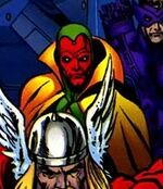 Vision (Earth-5700) from Weapon X Days of Future Now Vol 1 4 0001