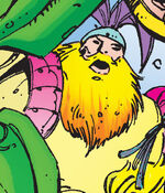 Volstagg (Earth-1298) from Mutant X Annual Vol 1 2001 0001