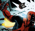 Wade Wilson (Earth-2149) and Remy LeBeau (Earth-2149) from Marvel Zombies Vol 1 3 0001