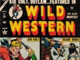 Wild Western Vol 1 38