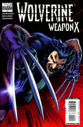Wolverine Weapon X Vol 1 1a