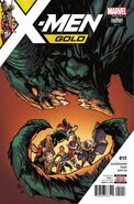 X-Men Gold Vol 2 12