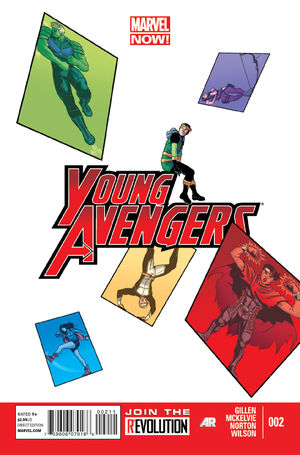 Young Avengers Vol 2 2