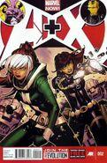 Avengers + X-Men Vol 1 2 (new)
