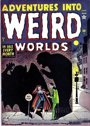 Adventures into Weird Worlds Vol 1 7