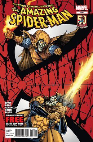 Amazing Spider-Man Vol 1 696
