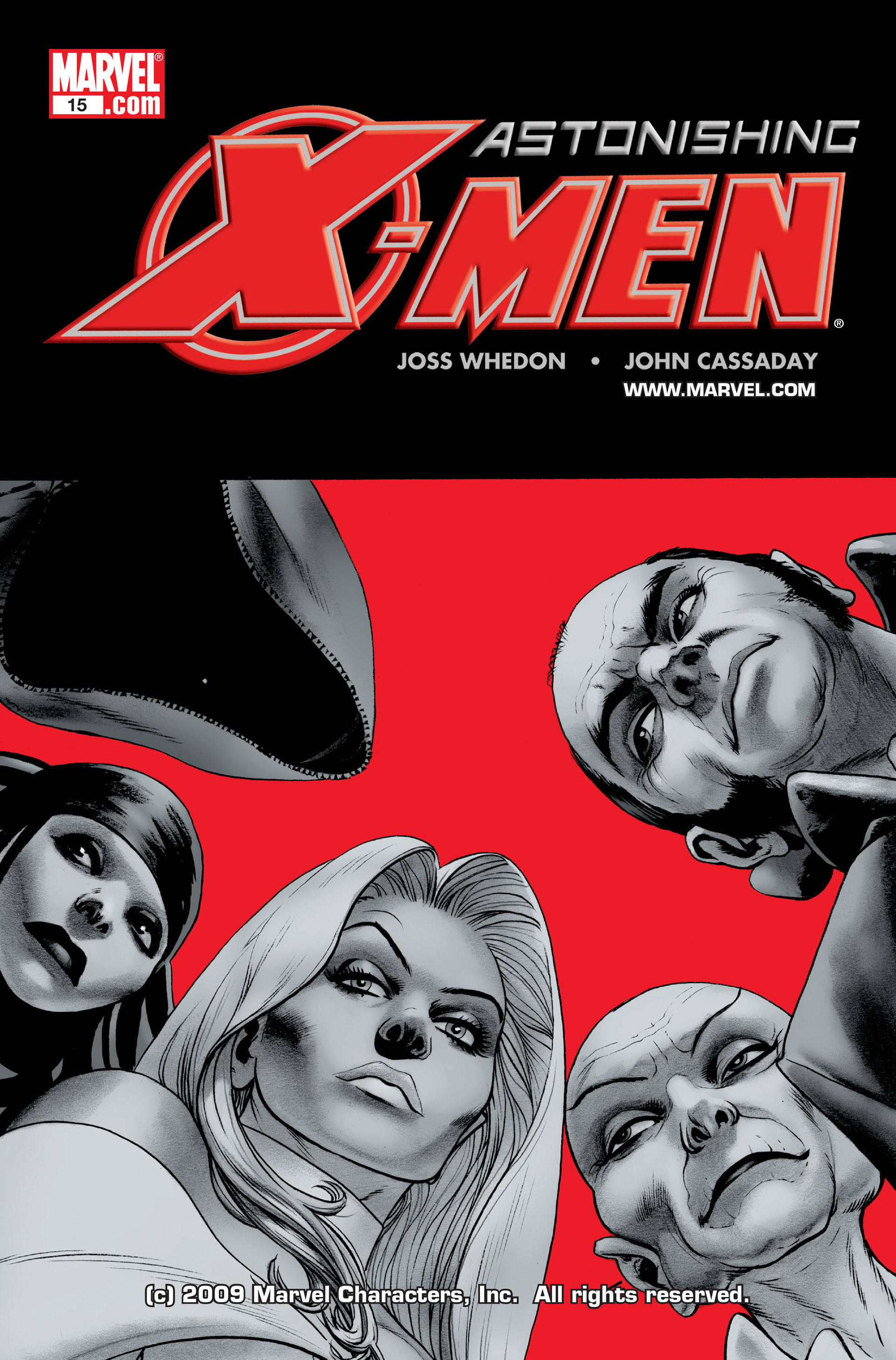 Astonishing X-Men Vol 3 15