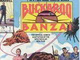 Buckaroo Banzai Vol 1 1