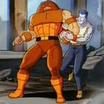 Cain Marko (Earth-92131) from X-Men The Animated Series Season 1 8 0001