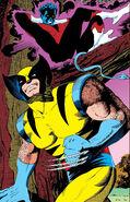 Classic X-Men Vol 1 4 Back Cover