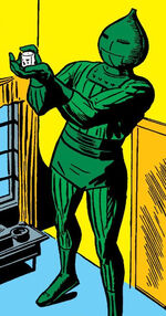 David Cannon (Earth-616) from Tales to Astonish Vol 1 55 001