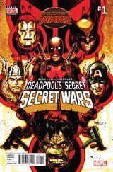 Deadpool's Secret Secret Wars Vol 1 1