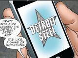 Detroit Steel App