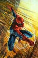 Friendly Neighborhood Spider-Man Vol 2 8 Granov Variant Textless