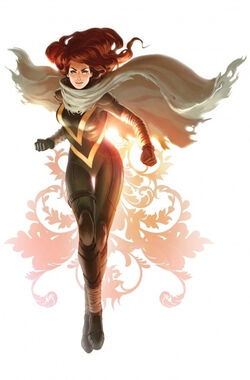 Generation Hope Vol 1 2 Women of Marvel Variant Textless