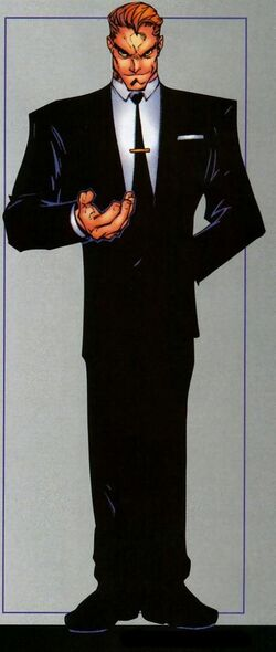 Graydon Creed (Earth-616) from Official Handbook of the Marvel Universe Book of the Dead 2004 Vol 1 1 0001