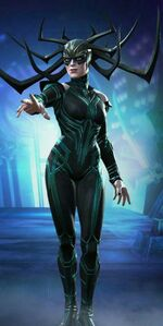 Hela Odinsdottir (Earth-TRN662) from Marvel Contest of Champions 002