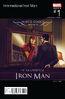 International Iron Man Vol 1 1 Hip-Hop Variant