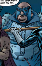 Jack Croft (Earth-616) from Daughters of the Dragon Vol 1 1 0001