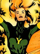Jean Grey (Earth-7642) and Phoenix Force (Earth-7642) from WildC.A.T.s X-Men Vol 1 The Modern Age 002