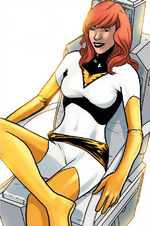 Jean Grey (Earth-TRN421) from 100th Anniversary Special - X-Men Vol 1 1 0001