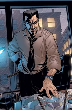 John Jonah Jameson (Earth-616) from Marvel Knights Spider-Man Vol 1 4 001