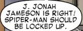 John Jonah Jameson (Earth-91101) from Spider-Man The Clone Saga Vol 1 1 001