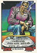 Joseph Robertson (Earth-616) from Mike Zeck (Trading Cards) 0001