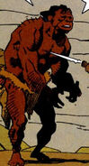 Kaffkal (Earth-616) from Wolverine The Jungle Adventure Vol 1 1 0001