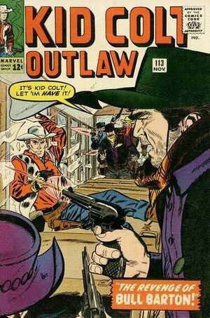 Kid Colt Outlaw Vol 1 113