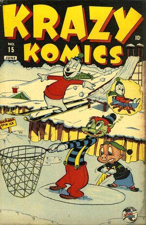 Krazy Komics Vol 1 15
