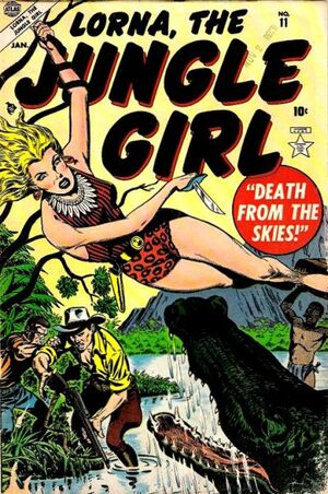 Lorna, the Jungle Girl Vol 1 11