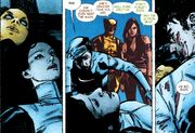 Marc Spector (Earth-616) Giuletta Nefaria (Earth-616) Moon Knight Vol 6 11