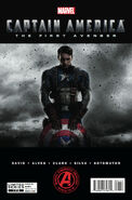 Marvel's Captain America The First Avenger Adaptation Vol 1 1