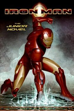 Marvel's Iron Man The Junior Novel