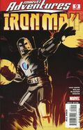 Marvel Adventures Iron Man Vol 1 9