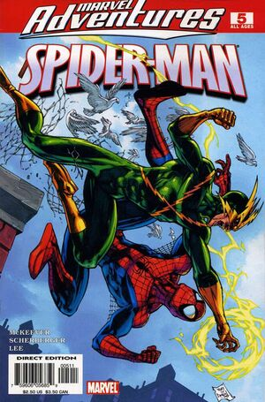 Marvel Adventures Spider-Man Vol 1 5