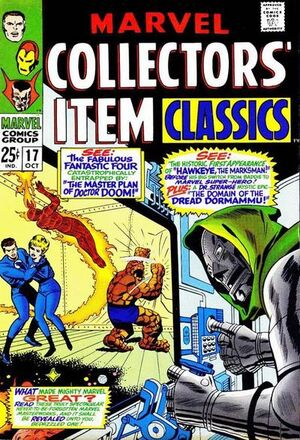 Marvel Collectors' Item Classics Vol 1 17
