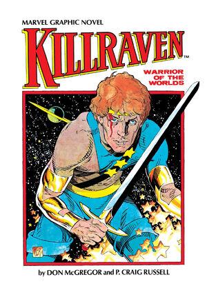 Marvel Graphic Novel Vol 1 7