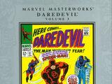Marvel Masterworks: Daredevil Vol 1 3
