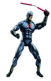 Matthew Murdock (Earth-616) from Marvel Universe (Toys) Series 2 Wave XVIII 0001