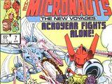 Micronauts Vol 2 7