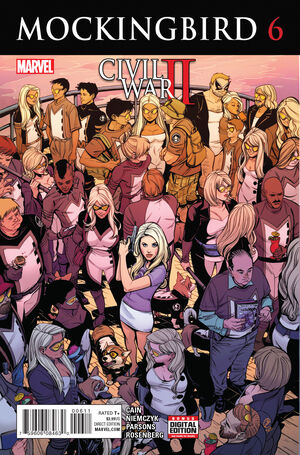 Mockingbird Vol 1 6